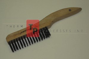 Shoe Handle Wire Brush - Carbon Steel - 1 ea.