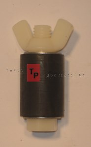 "1 1/4"" Expansion Plug - Nylon - Closed Stem"