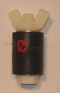 "1 3/8"" Expansion Plug - Nylon - Closed Stem"