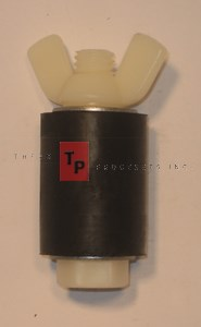 "1 1/2"" Expansion Plug - Nylon - Closed Stem"