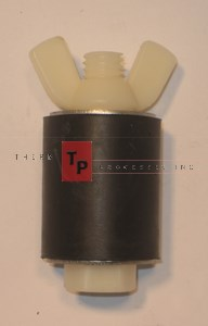 "1 5/8"" Expansion Plug - Nylon - Closed Stem"