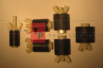 Set of 6 Expansion Plugs - Nylon