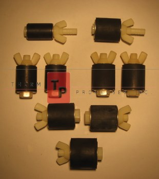 Set of 9 Expansion Plugs - Nylon