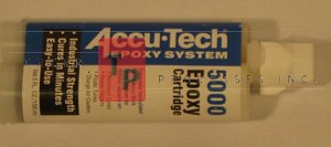 Accu-Tech Epoxy Cartridge - 5 oz.