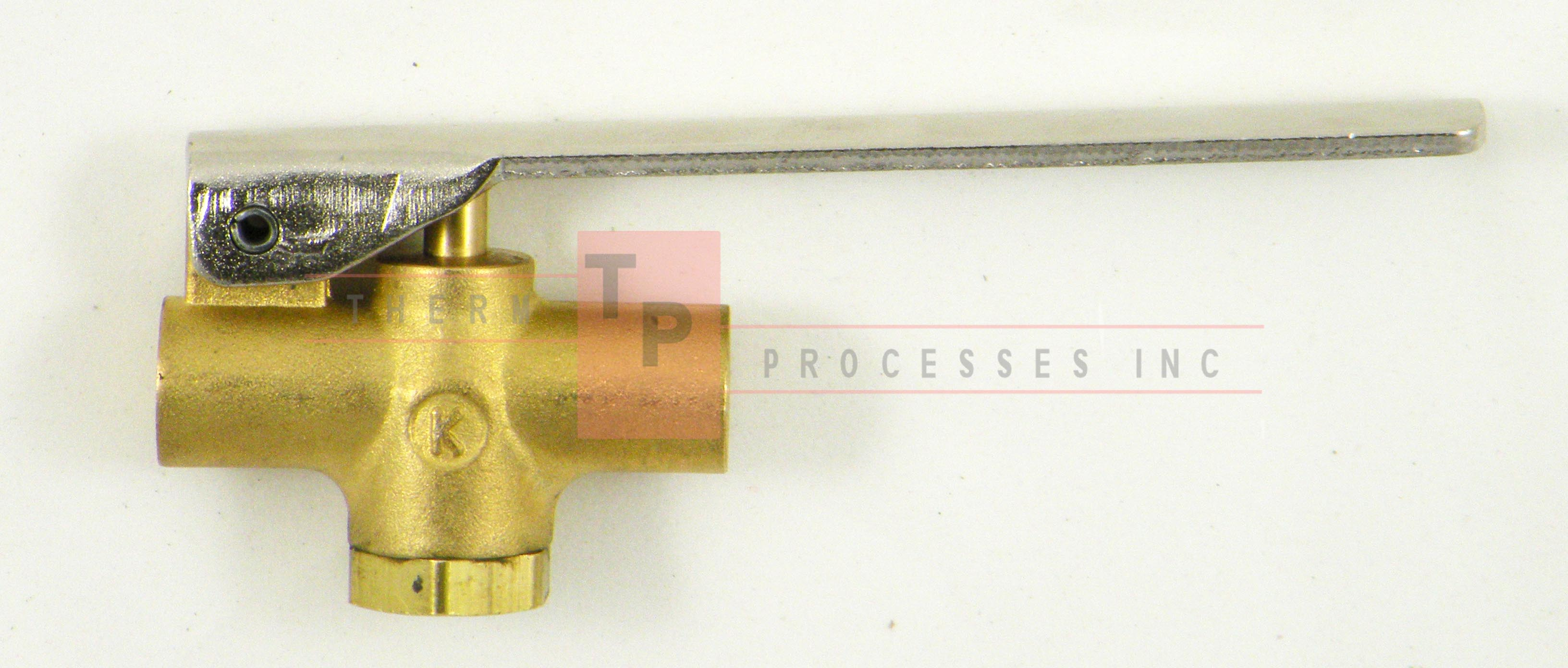Therm-O-Matic Flushgun Parts - Air Valve