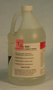 Al Rad - Aluminum Radiator Cleaner - Case of 4/ 1 gal. Jugs