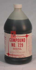 Compound #729 - Metal Prep - 1 gal. Jug