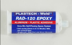 Epoxy Repair for Aluminum