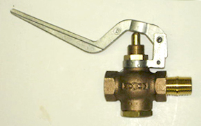 Therm-O-Matic Flushgun Parts - Deluxe Air Valve