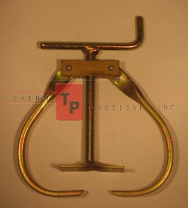 Regular Header Clamp - set of 4